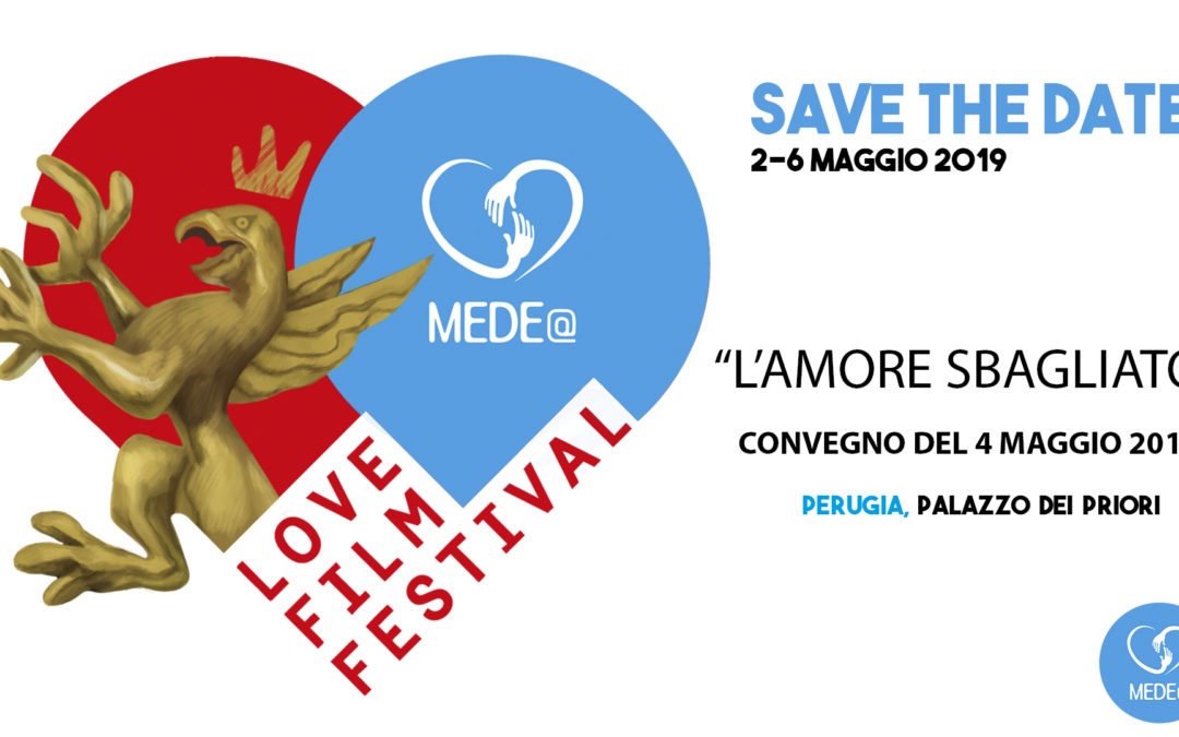 Associazione Medea al Perugia Film Festival il 4 Maggio 2019